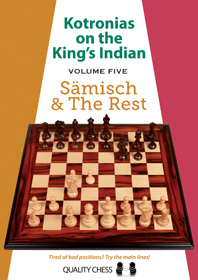 Vassilios Kotronias  : Kotronias on the King´s Indian, Vol. 5  gebunden
