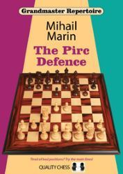 Mihail Marin  : The Pirc Defence   gebunden