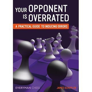 James Schuyler: Your Opponent is overrated