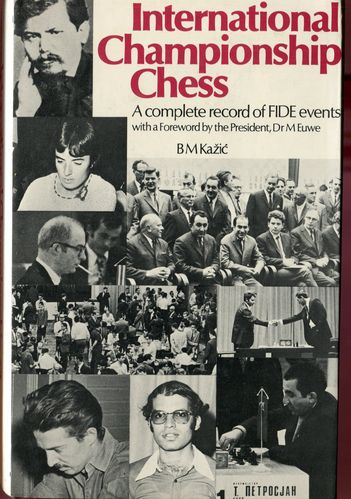Kazic Internationales Championship Chess